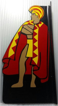"King Kamehameha Sign - small 12"" X 6"""