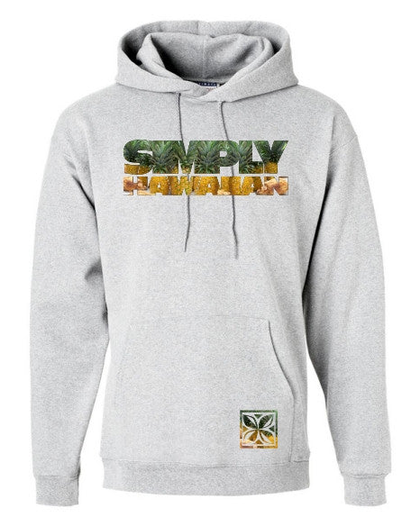 SH PineApple Hoody - NEW DESIGN!