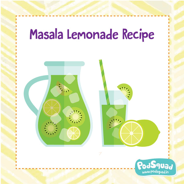 Recipes for the summer - Lemonade