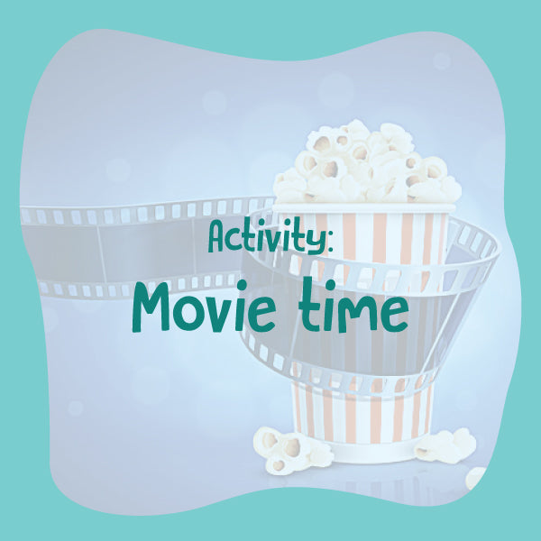 Grab that popcorn because it's MOVIE time!
