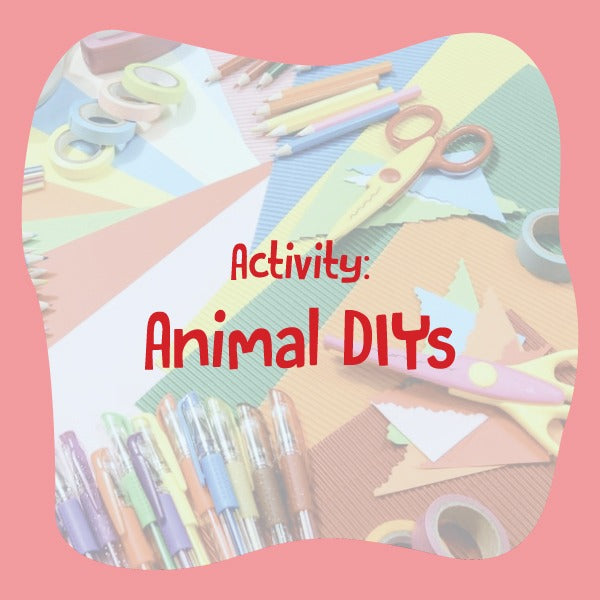Time for animal DIY.