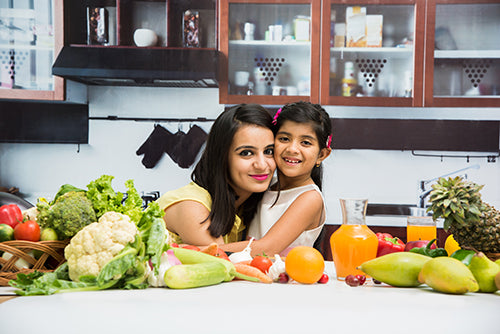 Super foods for your super kid!