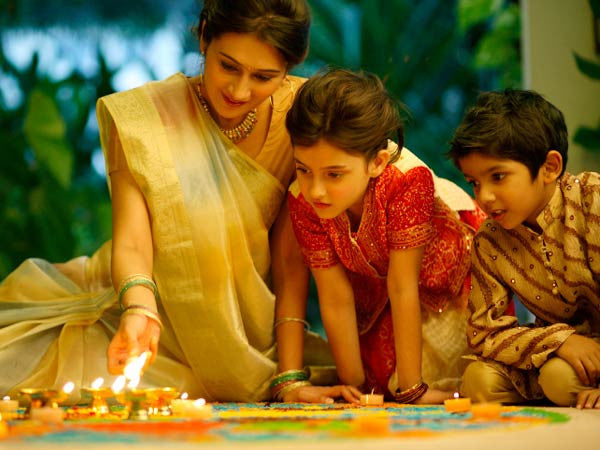 Precautions to take for your child during Diwali