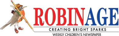 PodSquad featured in RobinAge Children's Newspaper