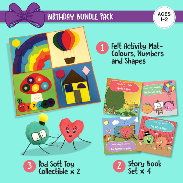 Birthday Bundle Ages  1-2 years
