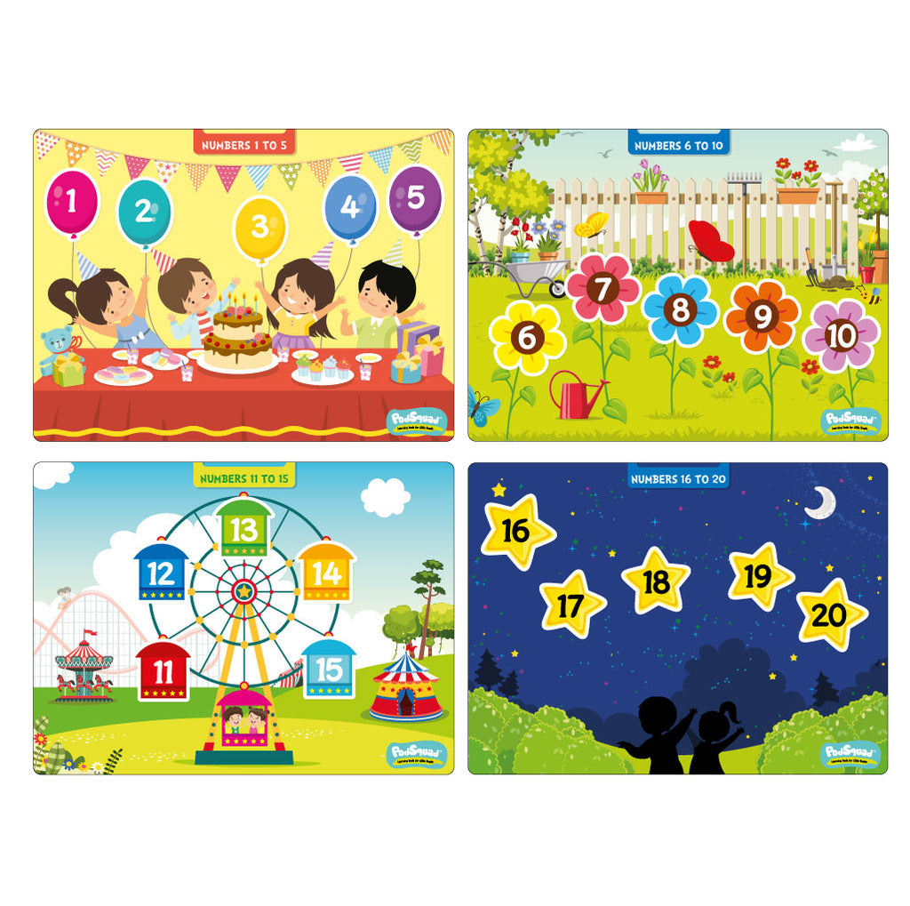 Activity Boards - Number Fun