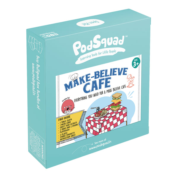 Make Believe Café