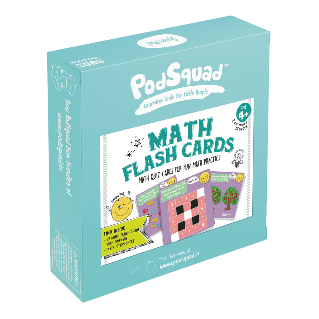 Mega Math Pack