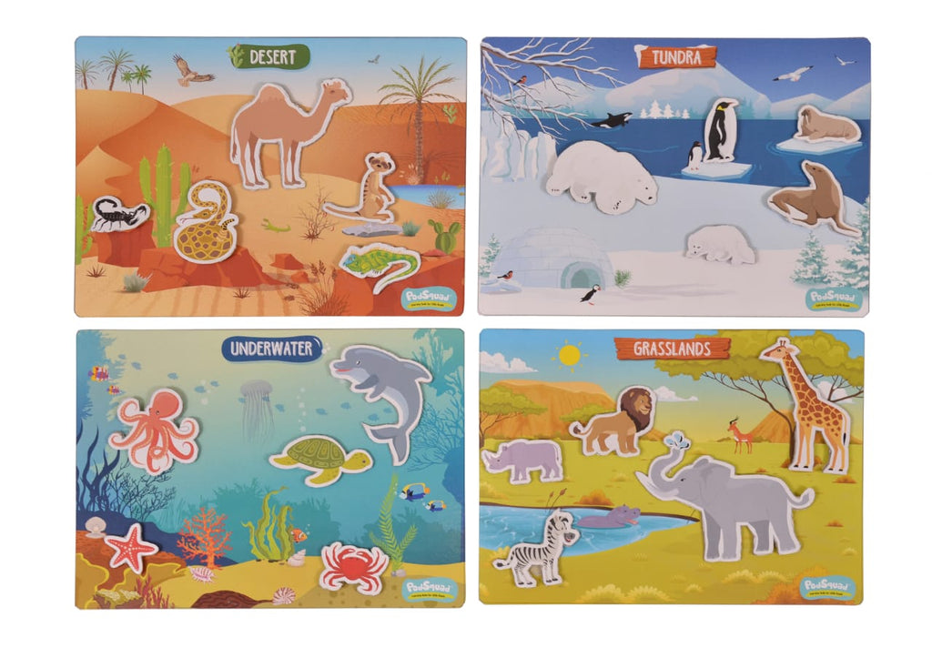 Activity Boards- Animal Habitats
