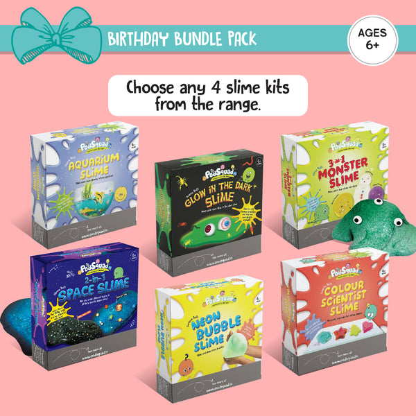 Birthday Bundle Ages 6+ years