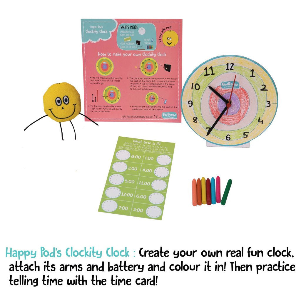 Tick Tock Clock Kit