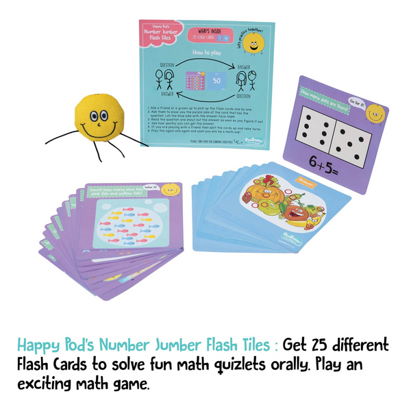 Math Flash Cards