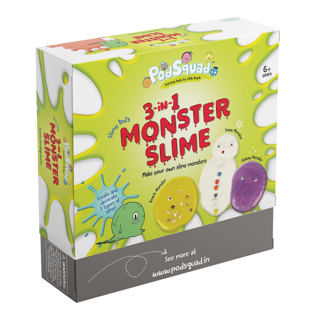 Monster Slime Kit
