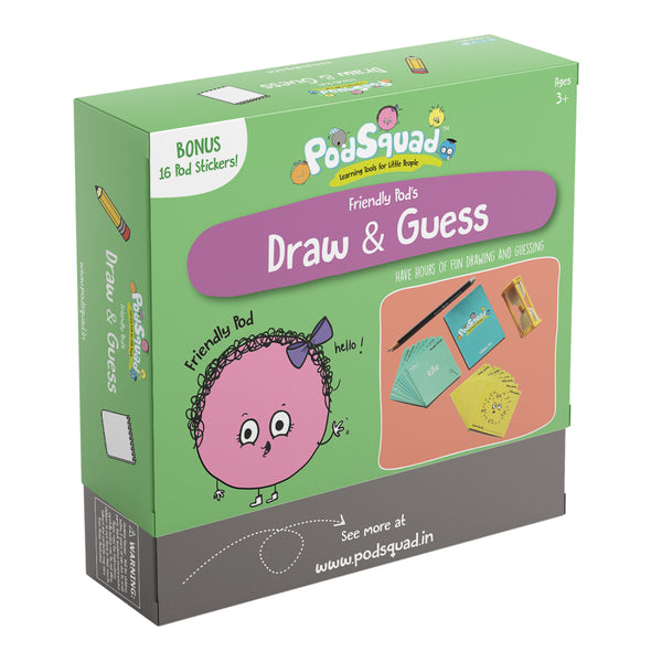 Draw And Guess Box