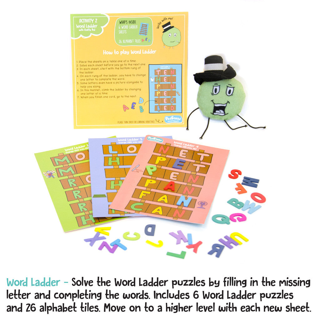 Word Ladder puzzle