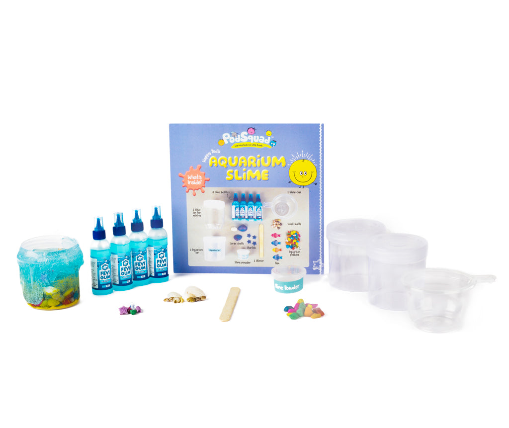 Aquarium Slime Kit