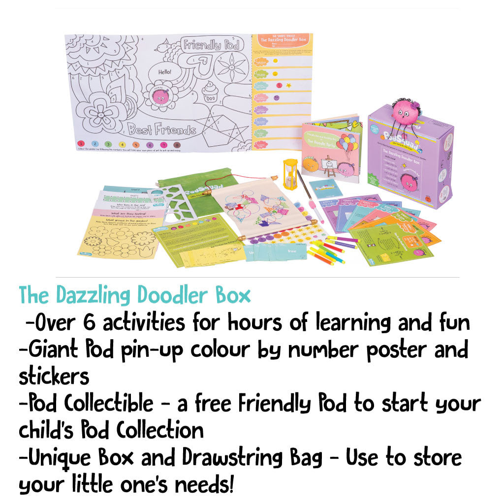 The Dazzling Doodler Box
