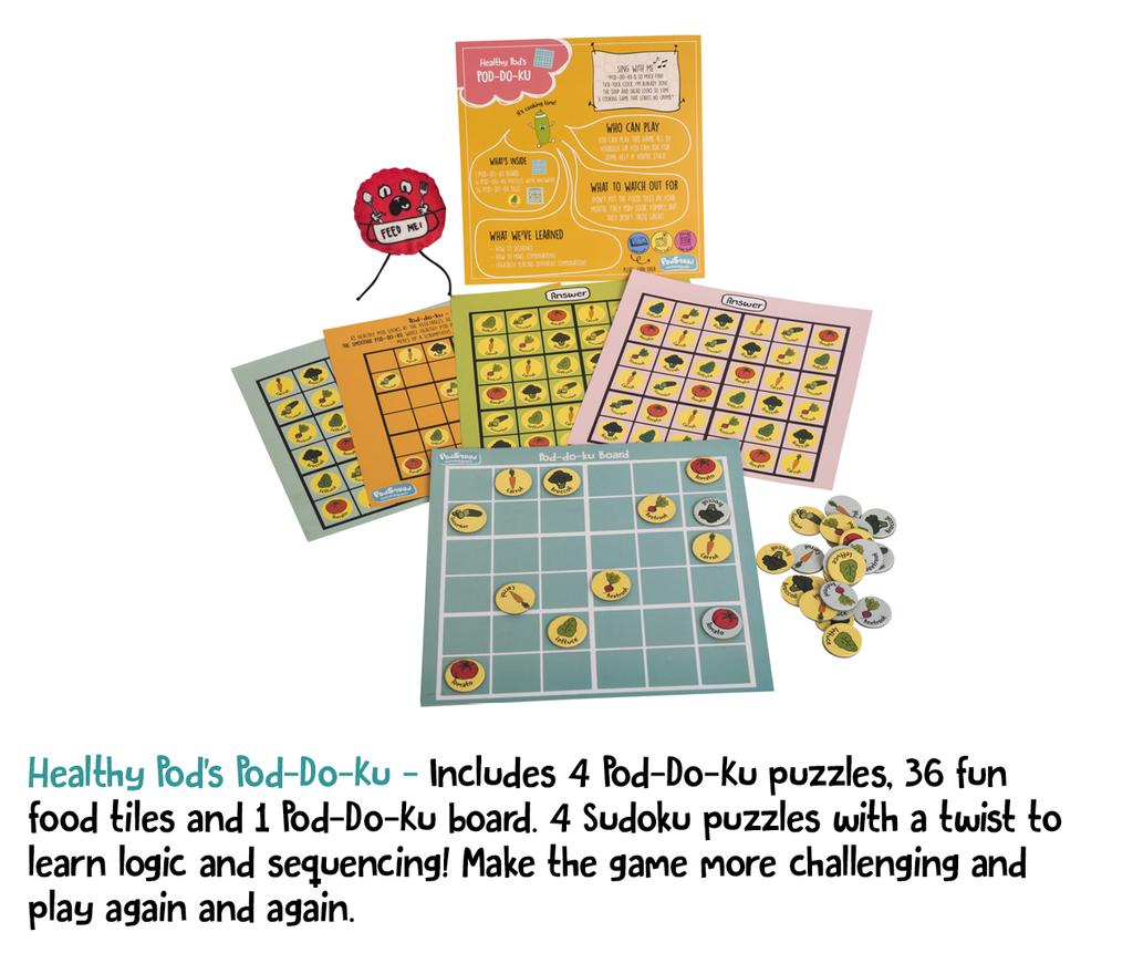 Sudoku for kids activity