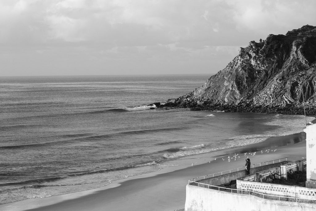 Black and white Portugal