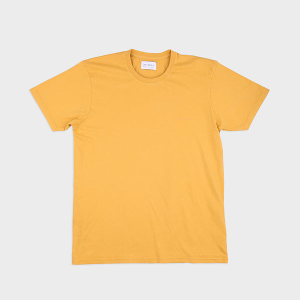 Humble Tee Yellow