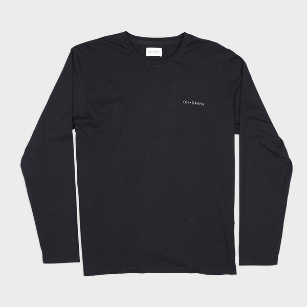 Dream LS Tee Black