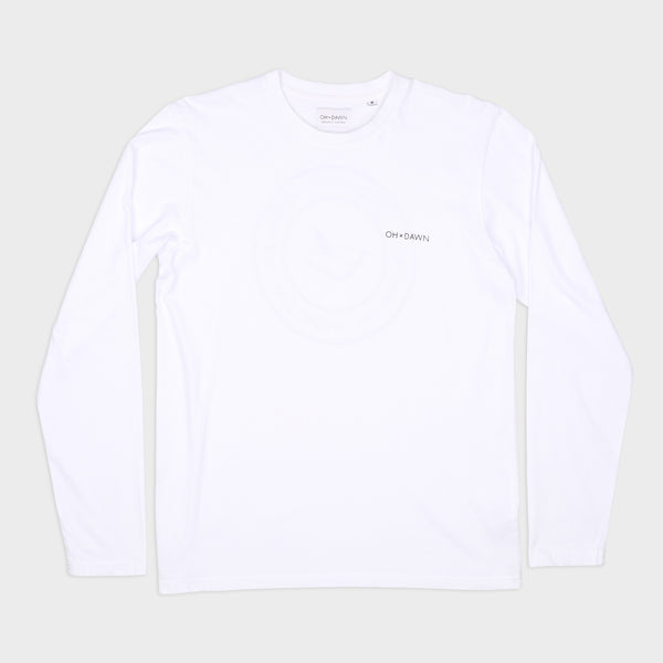 Dream LS Tee White