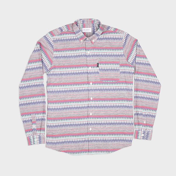 Sunset Shirt Pink