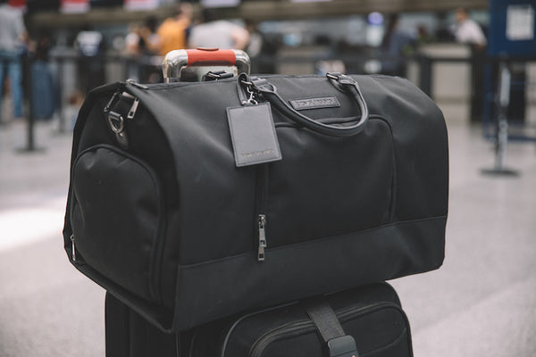Travel Company to Launch Unique 2 in 1 Design Travel Bag for Garments and other Luggage