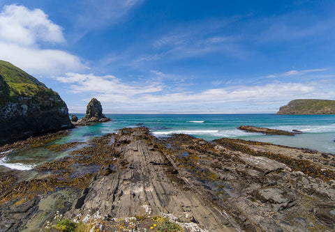 Surat Bay, The Catlins, New Zealand