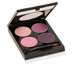 Pressed Quad Mineral Eye Shadow