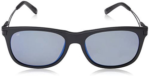 Serengeti Pavia Satin Black/Dark Tortoise Unisex Sunglasses