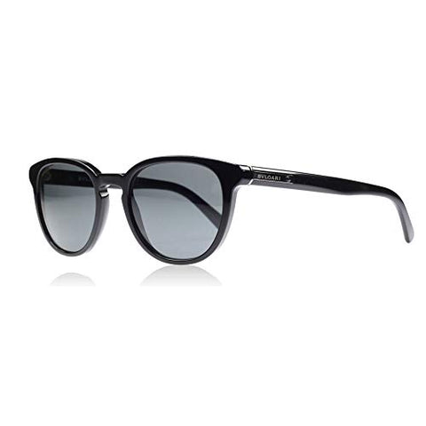 Bulgari 7019 Black/Grey Men's Sunglasses