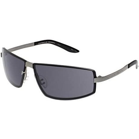 Sunglasses, Porsche, Crafted in Italy,Porsche Design - P8417, Geometric, titanium - Crafted in Italy Eyewear