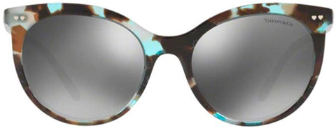 Sunglasses, Tiffany, Crafted in Italy,Tiffany & Co. Occhiali  0TY4141 82376G 55, - Crafted in Italy Eyewear