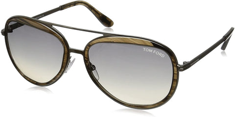 Sunglasses, Tom Ford, Crafted in Italy,Tom Ford Andy FT0468 C58 - Crafted in Italy Eyewear
