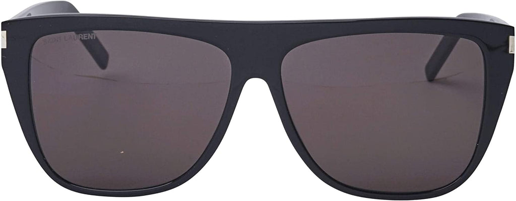 Saint Laurent SL 1 SLIM Black/Grey Men's Sunglasses