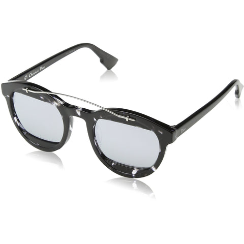 Sunglasses, Christian Dior, Crafted in Italy,Dior Women's Diormania1 Dc Sunglasses, Havana, 50 - Crafted in Italy Eyewear