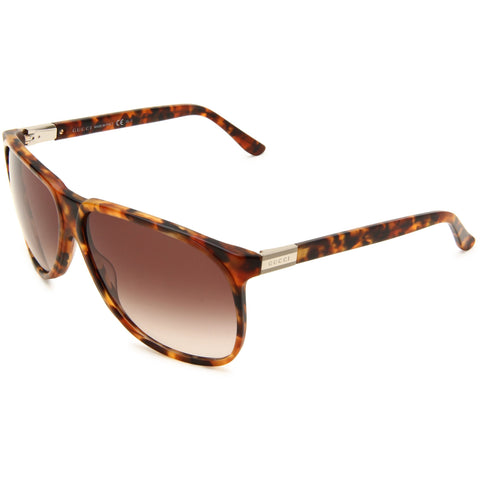 Sunglasses, Gucci, Crafted in Italy,Gucci 1002 Havana VDI - Crafted in Italy Eyewear