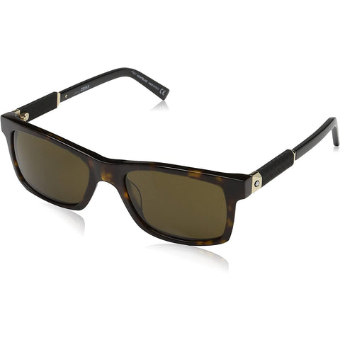 Sunglasses, Montblanc, Crafted in Italy,Montblanc Men's Mont Blanc Sunglasses Mb646S 52J-54-19-140, Brown (Braun), 54 - Crafted in Italy Eyewear