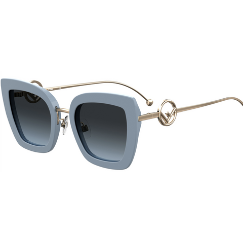 Fendi FF 0408/S PJP/GB Sunglasses Women