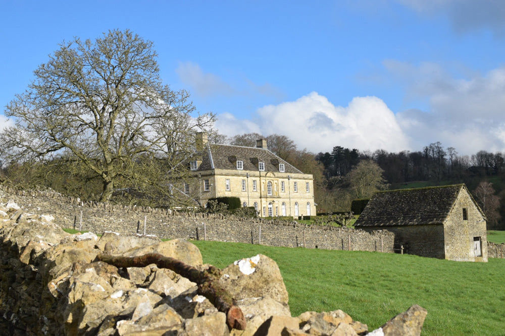 A circular walk from the picturesque Cotswolds village of Bibury.