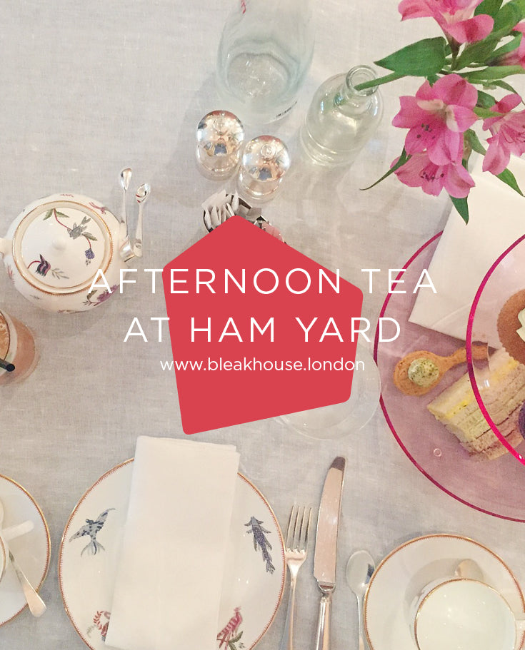 Afternoon Tea at Ham Yard is one of London's most affordable and best hotel teas. Forget the fussiness of the themed, expensive teas, at Ham Yard you will have the fluffiest scones at a far more reasonable price.