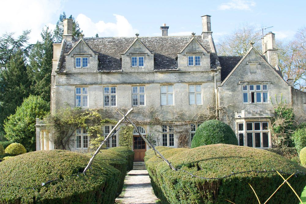 Barnsley House in the Cotswolds is a gorgeous country hotel with a spa and world-famous gardens