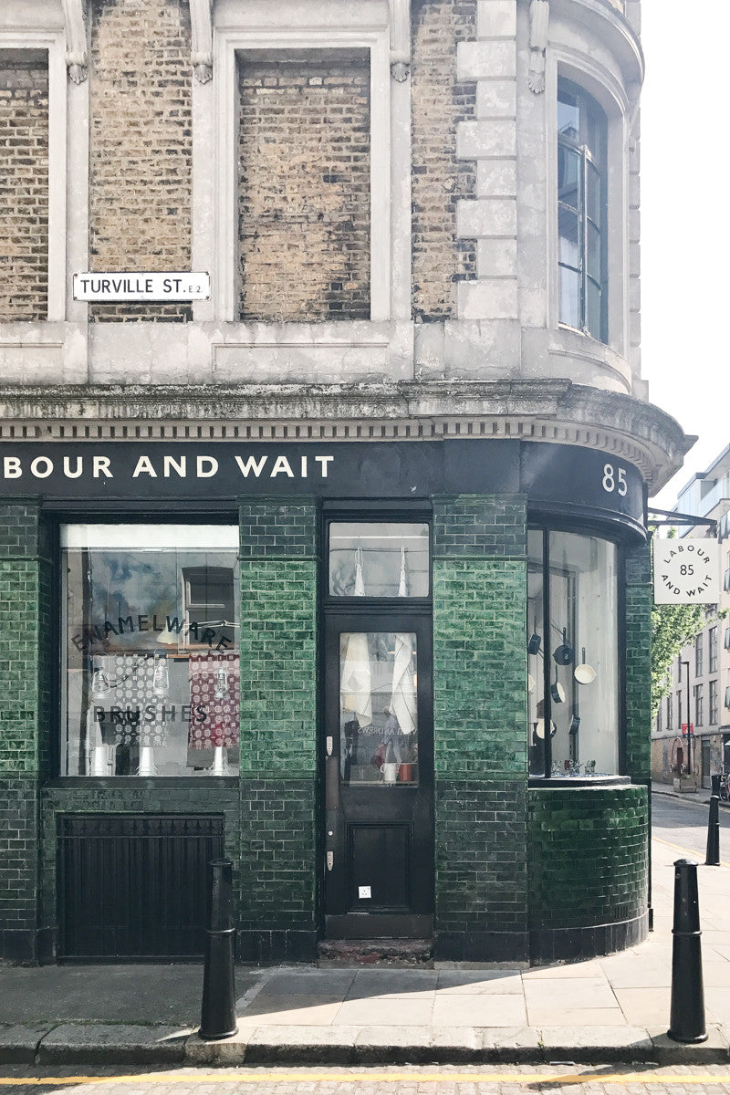May's walk is a Sunday morning wander through three of London's most famous markets. As well as armfuls of flowers and platefuls of brunch, the walk takes in Huguenot shopping habits, Georgian architecture and Hawksmoor's most famous church.