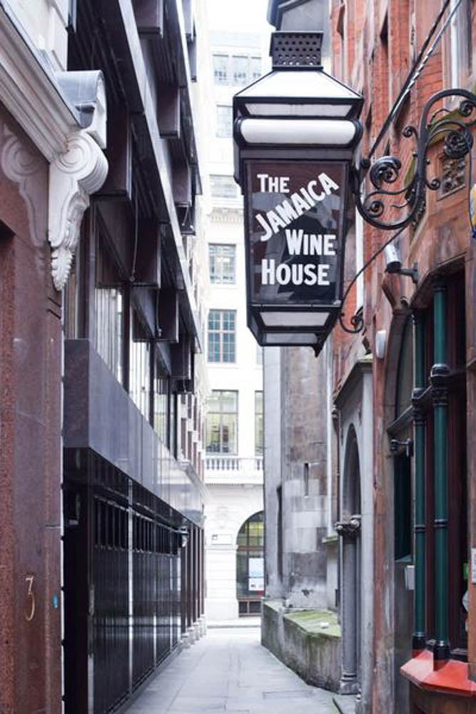 A weekend walk through the Square Mile of The City of London