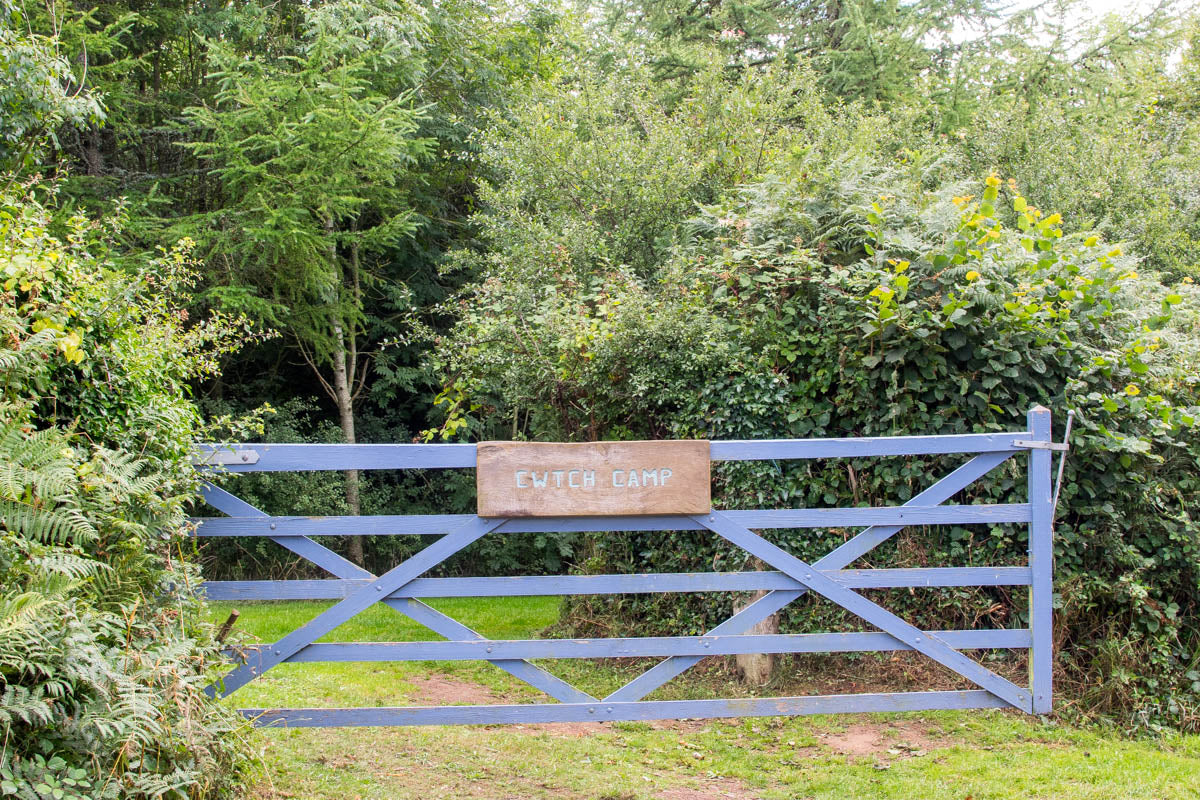 Cwtch Camping Luxury Glamping in Pembrokeshire