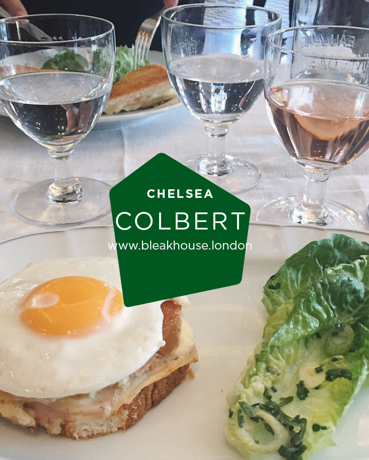Colbert in Sloane Square is one a great dog-friendly restaurant. The food and service are amazing and it's sensibly priced. Soak up a little French glamour in the heart of Chelsea.