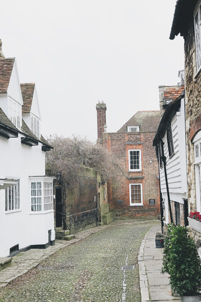 Camber Sands in Sussex is the best beach near London and Rye is one of England's prettiest towns.