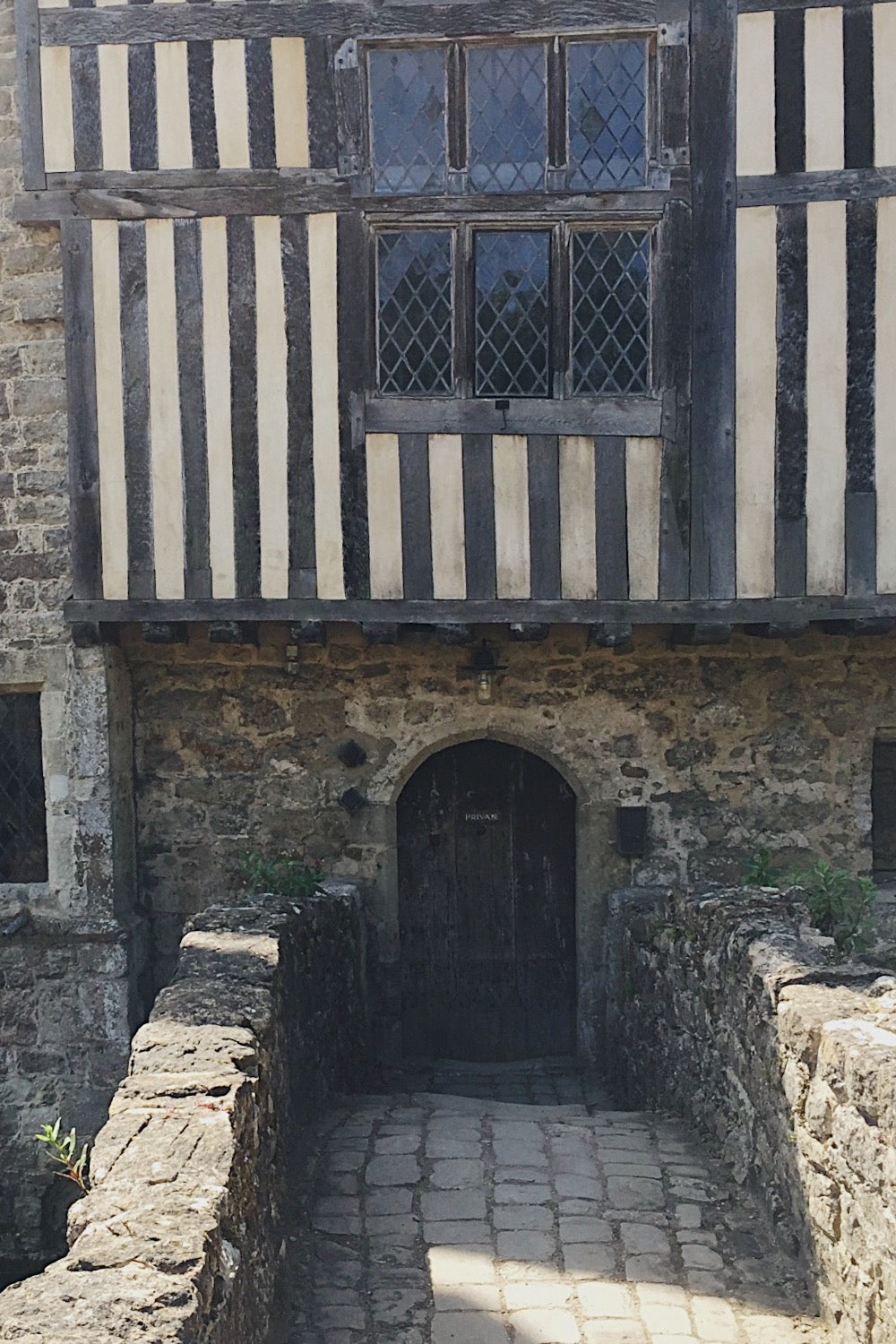 Download our guide to the impressive Tudor house of Ightham Mote in Kent