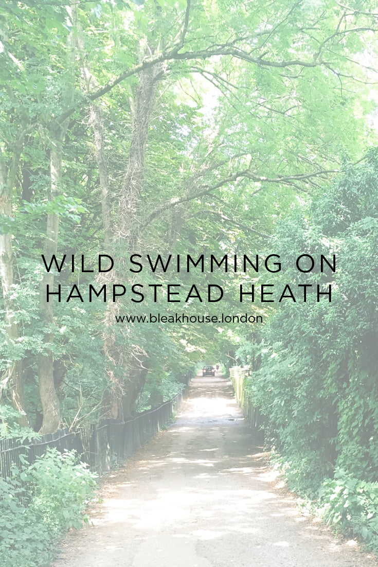 Read our guide to wild swimming in the Kenwood Ladies' pond, one of the best things to do in London on a hot, sunny day.